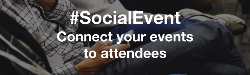 #SocialEvent connects your events to attendees