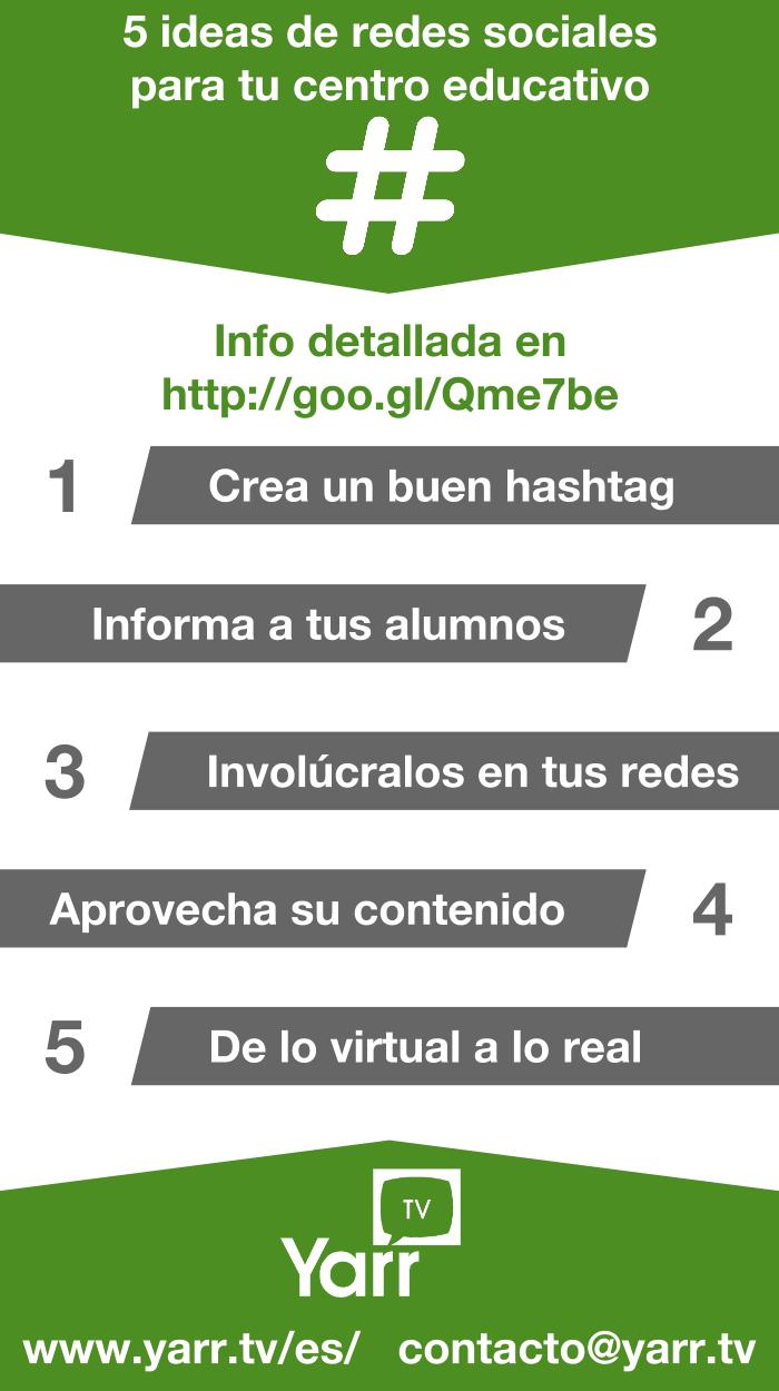 infografia-ideas-redes-sociales-centros-educativos