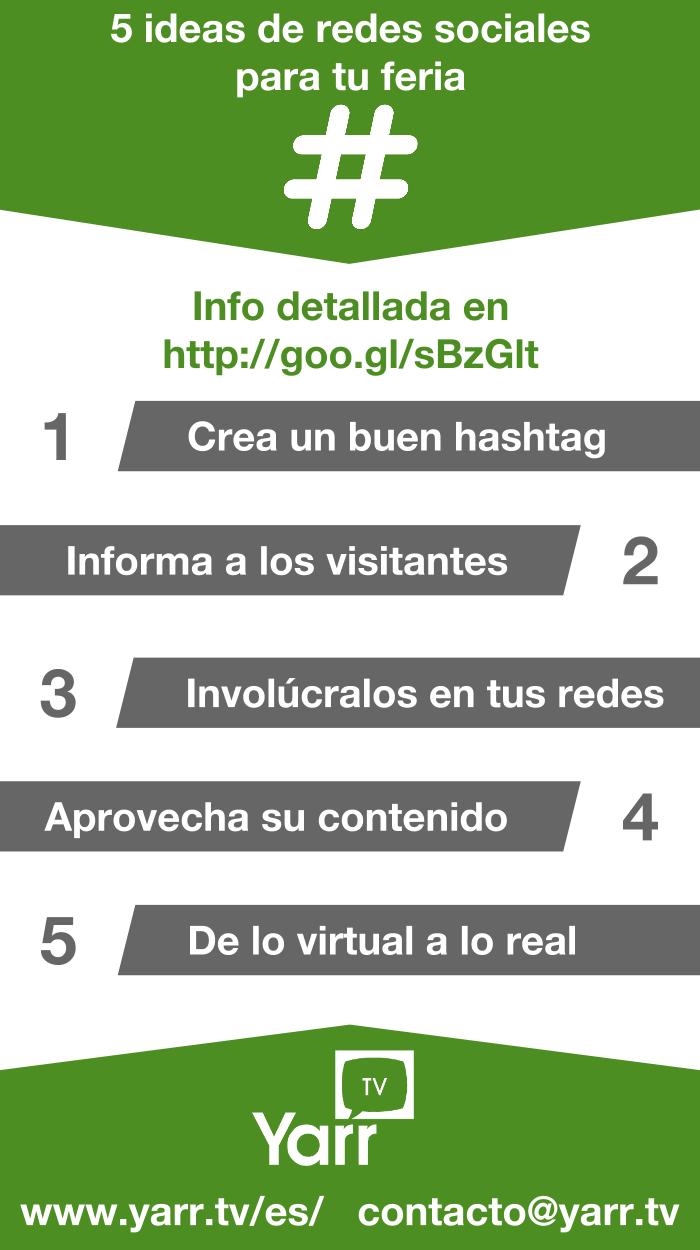 infografia-ideas-redes-sociales-ferias