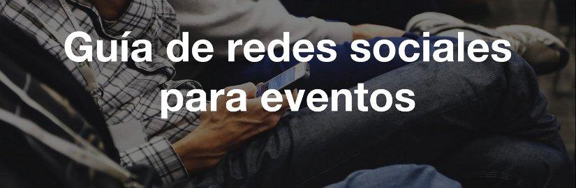 Guía de redes sociales para eventos