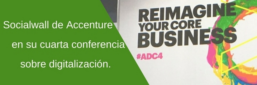 Accenture Digital Conference, una cita con la digitalización
