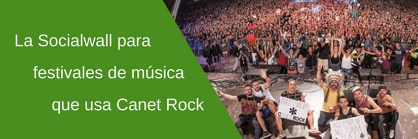 Festival Canet Rock, una cita obligada con la música en Canet de Mar