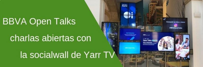 BBVA Open Talks: charlas abiertas a todo el mundo