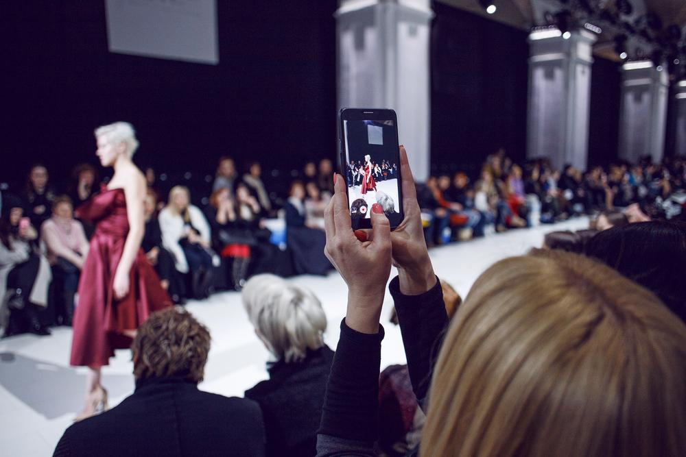Contenido de redes sociales generado por los asistentes