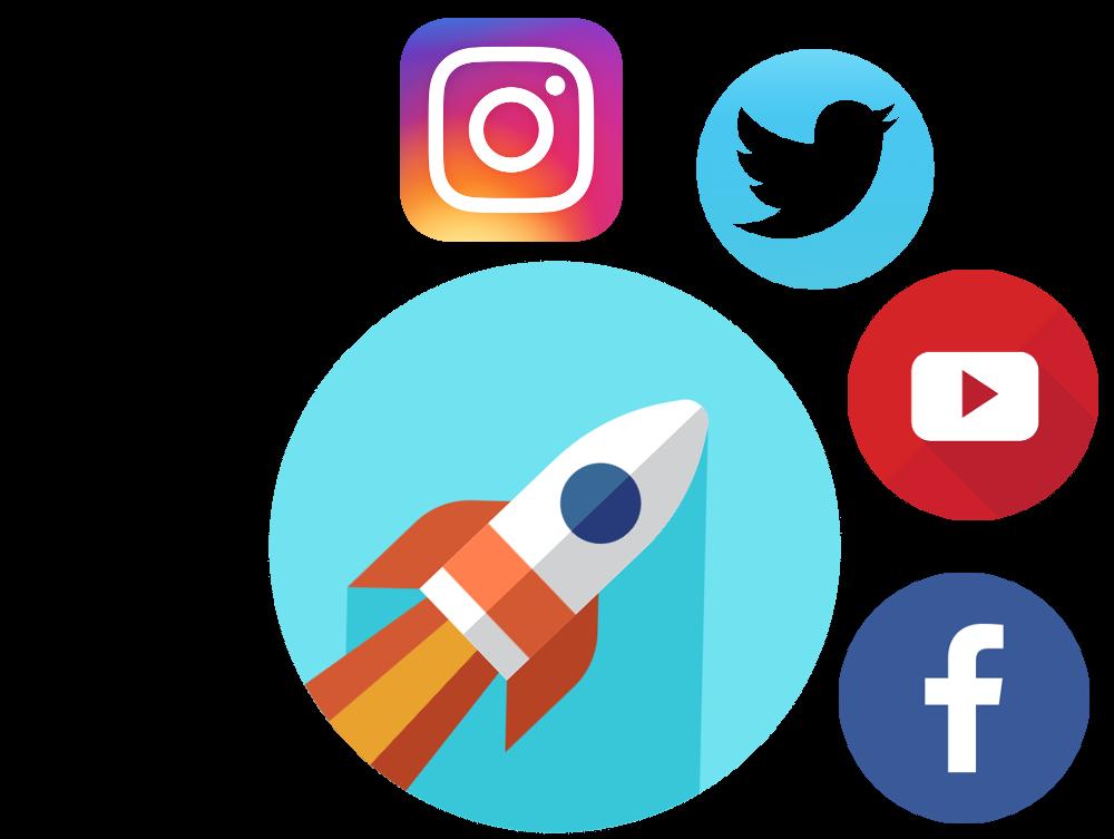 Boost buzz in social media